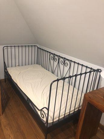 Łóżko stalowa rama 90x200