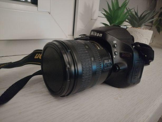 Nikon 5100 lustrzanka
