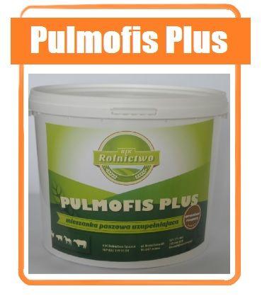 Mieszanka na KASZEL u bydła, trzody, drobiu- ziołowy PULMOFIS PLUS 2kg