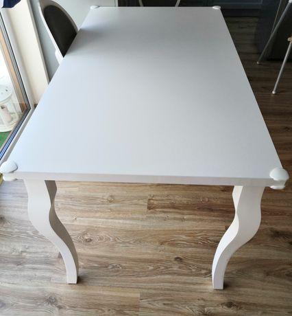 Stół biały rozkładany ludwig