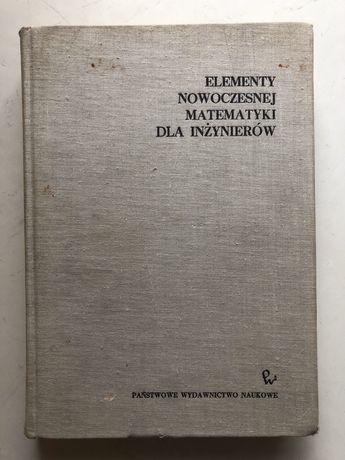Elementy nowoczesnej matematyki. H. Steinhaus