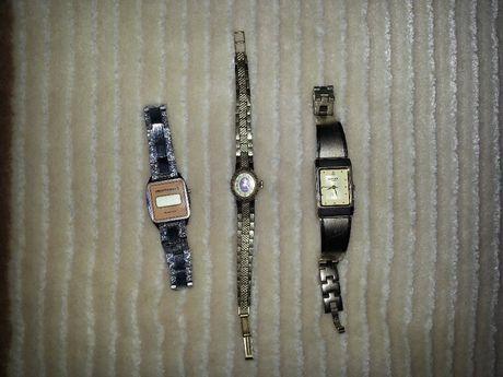 Наручные женские часы СССР