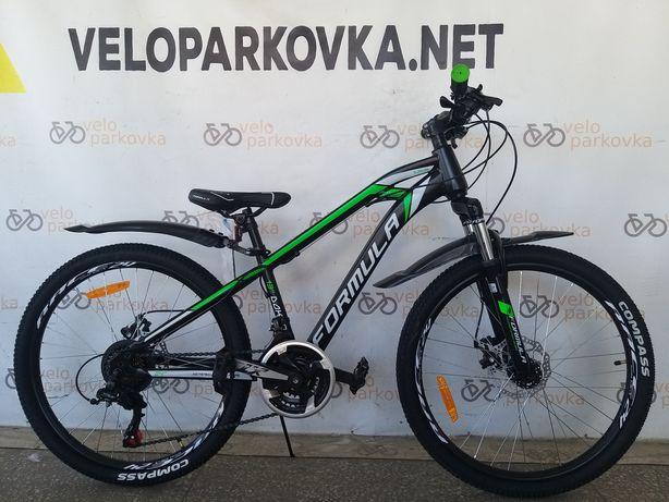 Новый подростковый велосипед Formula Dakar, 24 колеса