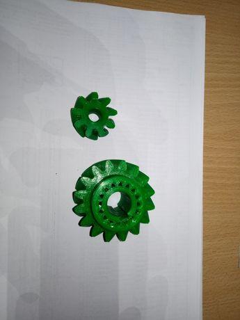 3d печать шестерёнок на 3d принтере Prusa