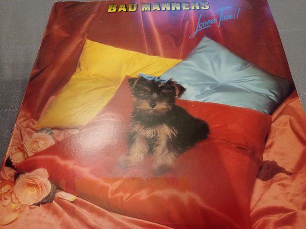 BAD MANNERS loonee tunes LP
