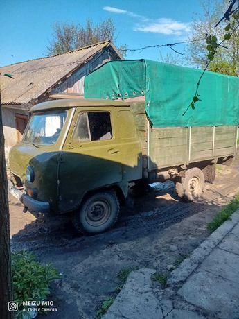 УАЗ 452 бортовий