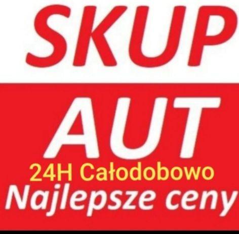 Skup Aut 24H Każdy Stan Każda Marka Gotowka w 5min Zapraszam