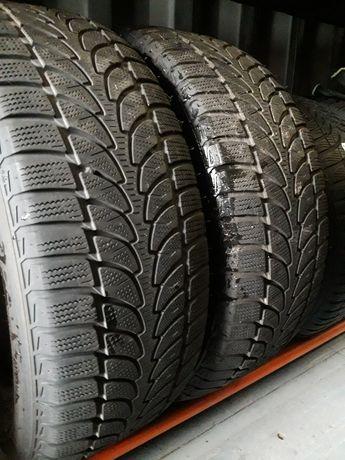 2szt opon zimowych Bridgestone 225/60/17 6/7mm