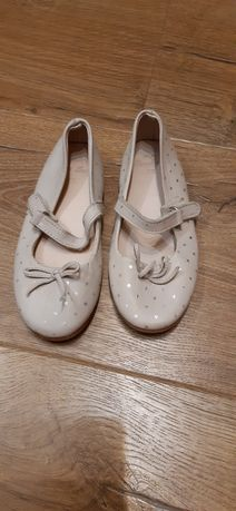 Za Ta baleriny dziewczęce rozmiar 22