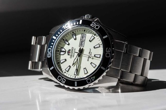 Zegarek Orient Mako XL FEM75005R9