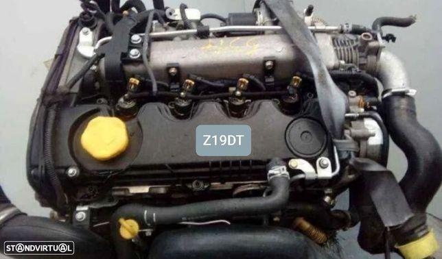 Motor Opel Zafira B Asta H Vectra C 1.9Cdti 120Cv Ref.Z19DT