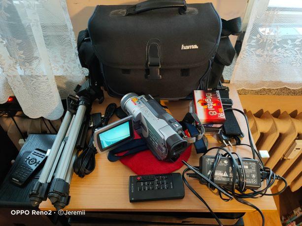 SONY Sprawna Kamera Digital8 Silver Handycam DCR-TRV530E Kpl.