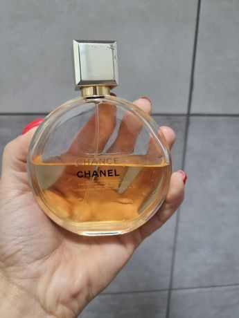 Chanel chance floral