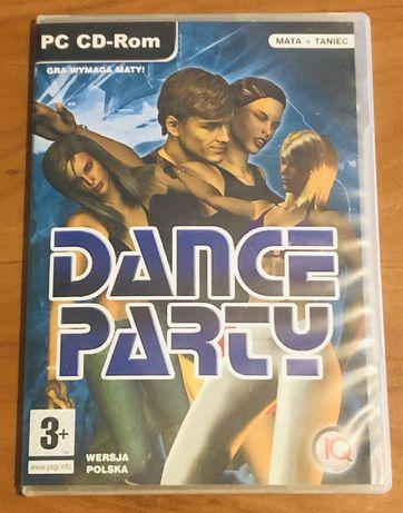 Dance Party Gra + Mata do tańczenia