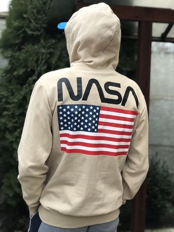 Худи NASA big logo ellesse tnf nike adidas