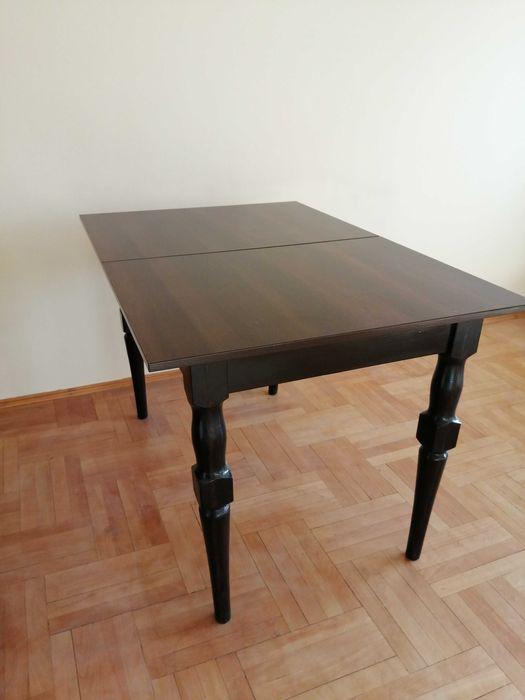 sprzedam mocny drewniany stół Kraków - image 1