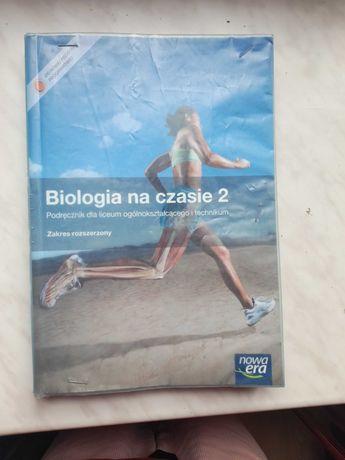 Biologia na czasie 2. Podręcznik. Zakres rozszerzony. Nowa Era.
