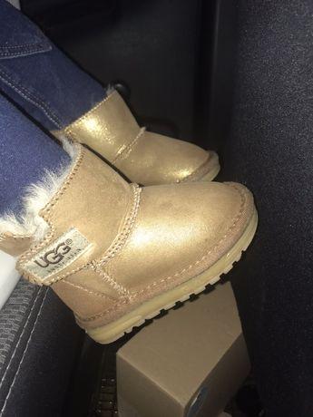 Угги 13,5 см ножка
