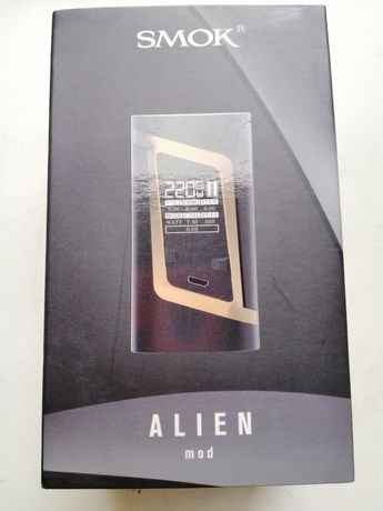 SMOK Alien 220 mod