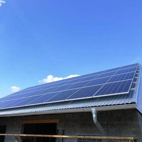 Солнечная батарея DAH Poly 9BB Half Cell 355 W (HCP72X9-355)