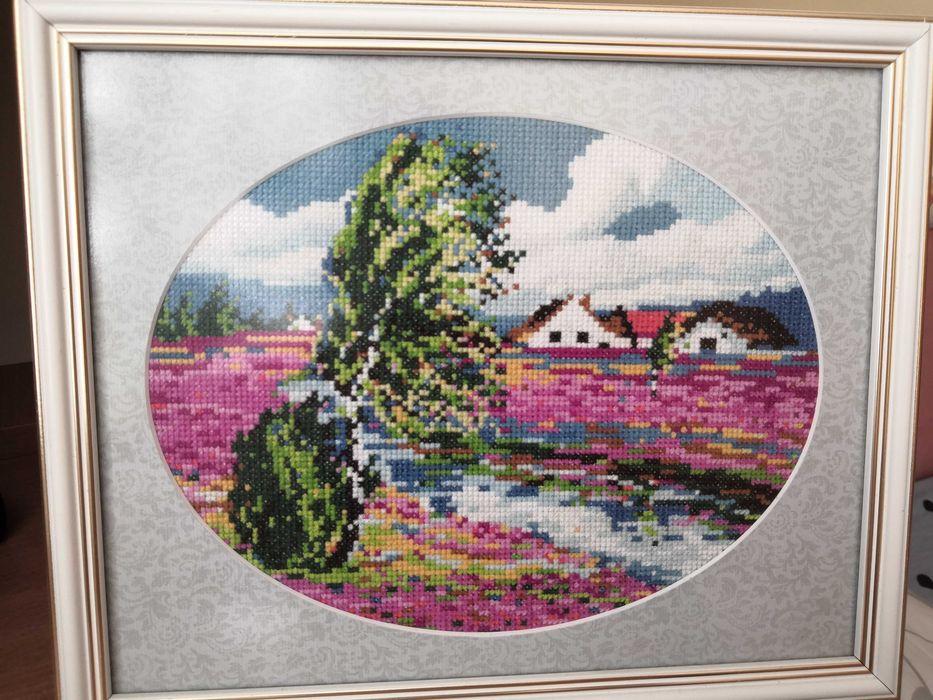 Картина хрестиком Виноградов - изображение 1