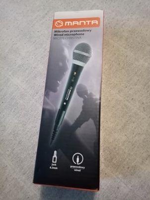 Mikrofon przewodowy MIC005 CHRISTINA