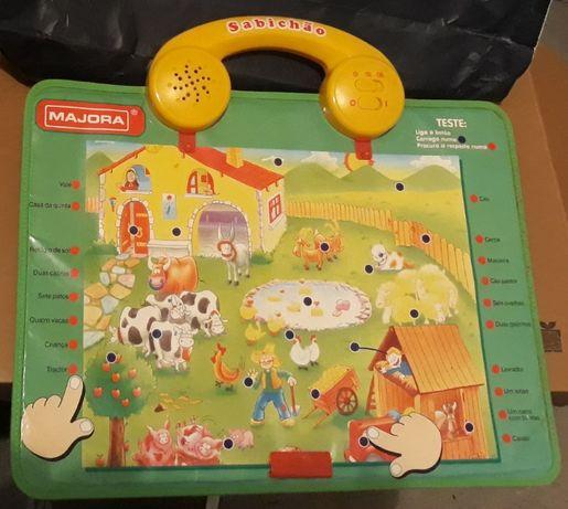Jogo educativo interativo para criança