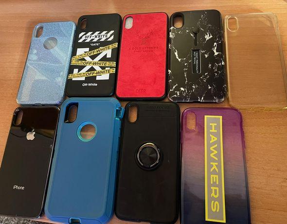 Iphone XS Max - Capas como novas