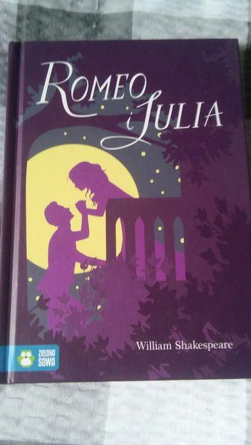 Książka dla dzieci Romeo i Julia