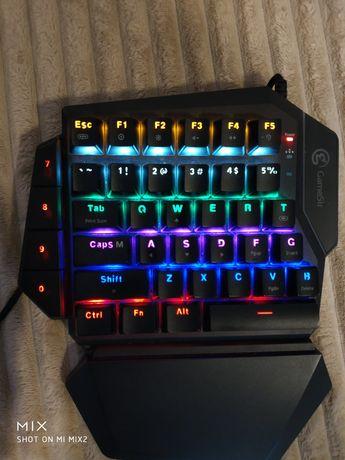 Gamesir GK100 klawiatura mechaniczna Gaming.