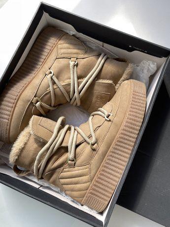 Tommy Hilfiger сапоги чоботи черевики