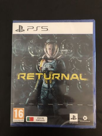 Jogo Returnal NOVO PS5