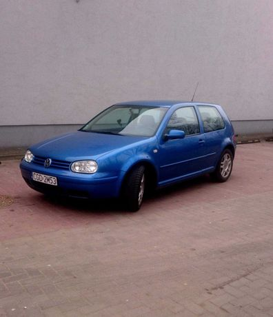 VW Golf 4 1.6 sr