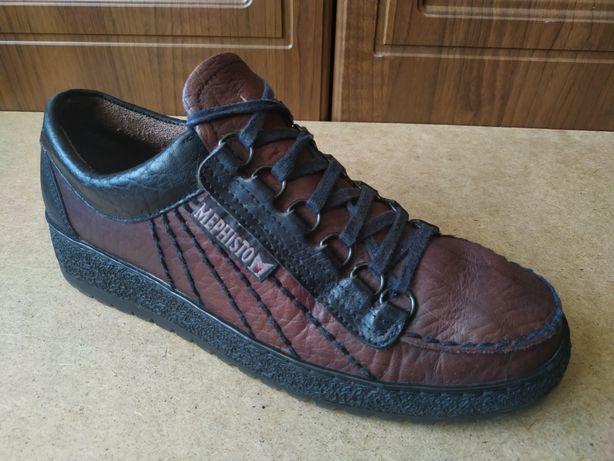 Кожаные кроссовки Mephisto 41 - 42 Франция camper ecco clarks туфли