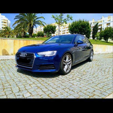Audi A 4  avante full extras
