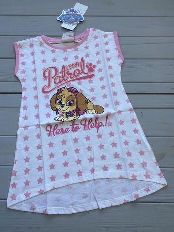 Ночная рубашка платье Nickelodeon Diesney H&M George