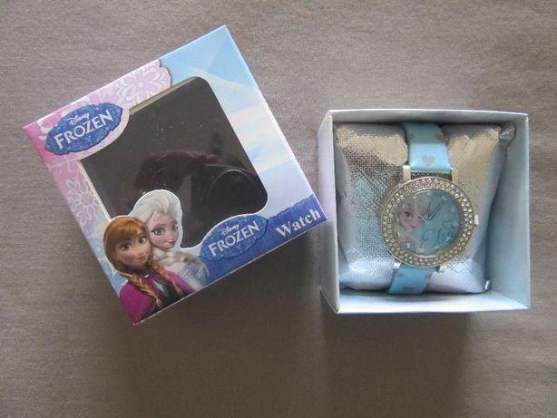 Relógio novo da Frozen