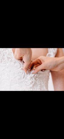 Sprzedam Suknië ślubną