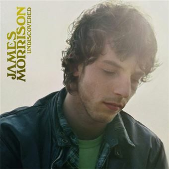 CD James Morrison - Undiscovered
