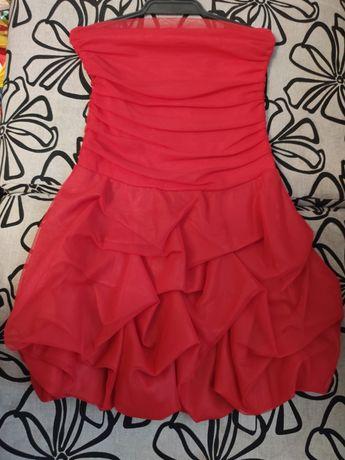 Платье выпускное размер М