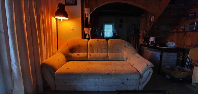 Kanapa sofa fotel zestaw wypoczynkowy (3 elementy) 3+2+1