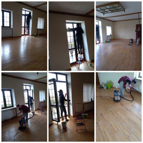Уборка после ремонта офисов, квартир, домов. Мойка окон.
