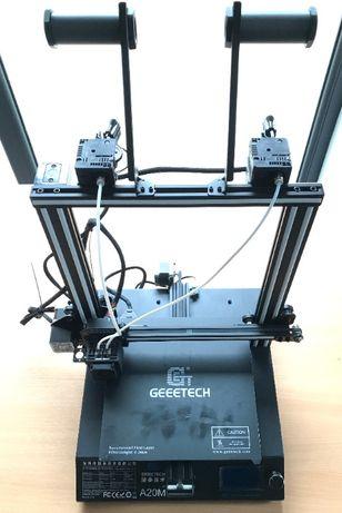 Używana Drukarka 3D GEEETECH A20m karta microSD 2GB FV