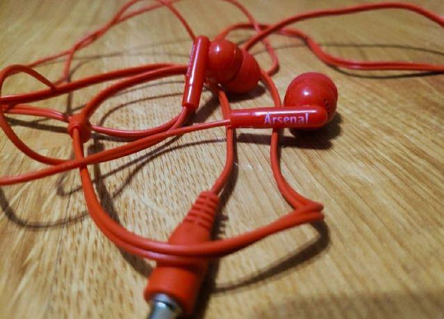 Słuchawki douszne | Arsenal Londyn
