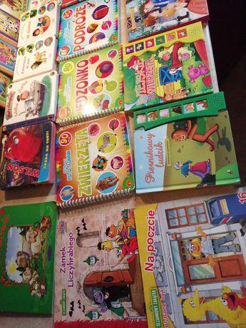 Książeczki dla dzieci. Zestaw