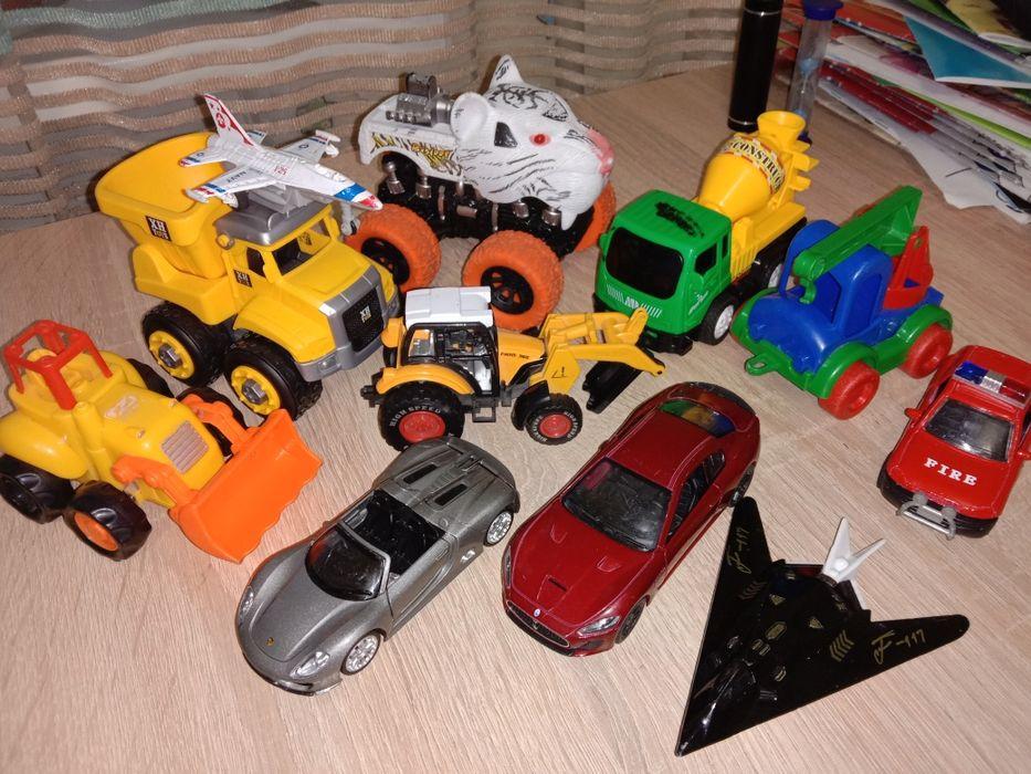 Машинки детские. Запорожье - изображение 1