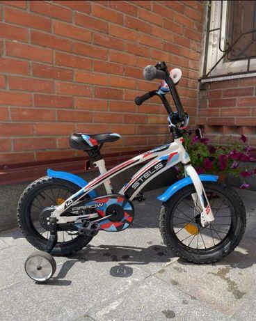 Велосипед детский колеса 14