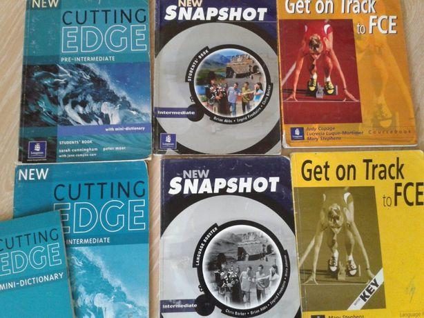 Учебники для английского языка