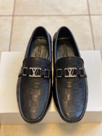 Мужские мокасины Louis Vuitton ( Brunello;BERLUTI;Gucci)