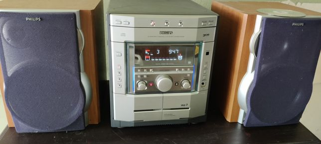 Wieza stereo Philips MZ-7